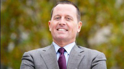 Richard Grenell als US-Botschafter in Deutschland zurückgetreten