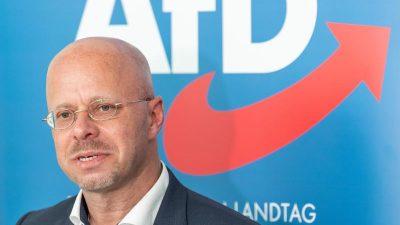 Umfrage: AfD verliert und ist einstellig, SPD legt zu