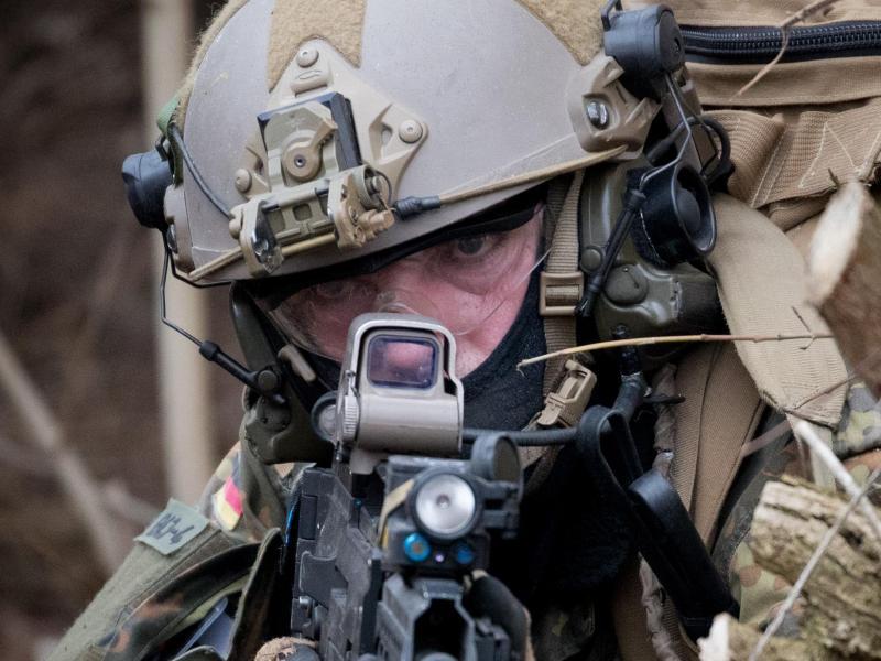 """KSK-Kommandeur: """"Nicht jeder bei den Spezialkräften ist Extremist"""""""