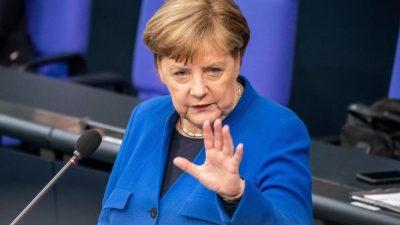 Merkel gibt Regierungserklärung zur Corona-Lage ab – Debatte zu Corona-Beschlüssen erwartet