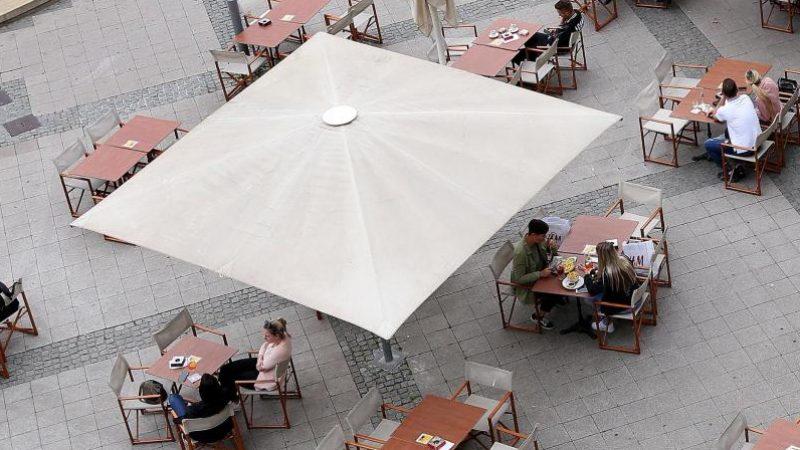 Verband: Drei Viertel der Gastronomen und Hoteliers bangen um ihre Existenz