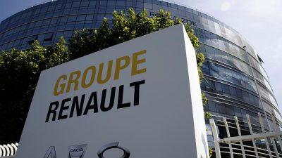 Presse: Renault will 5000 Stellen abbauen – Konzern schon länger im Krisenmodus