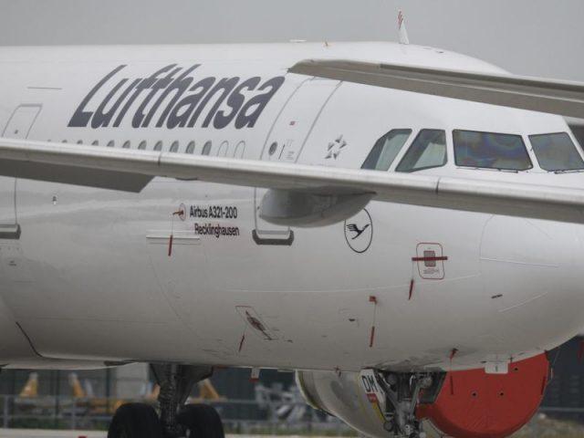 Lufthansa De Flugplan