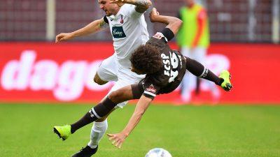 Heidenheim nutzt große Chance nicht – Hannover siegt wieder