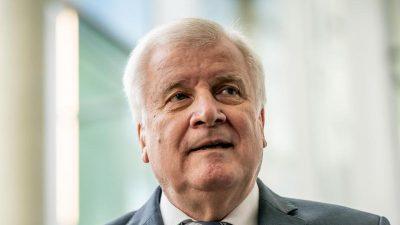 Seehofer: Keine Sonderrechte für Geimpfte