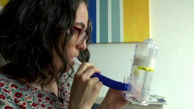 """""""Ich habe immer noch Luftnot"""" – Ärztin kämpft wochenlang gegen eigene Covid-19-Erkrankung"""