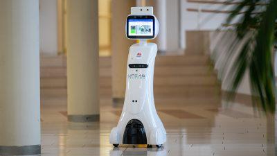 Gesundheitsrisko oder Innovation? – Huawei-5G-Roboter im Seniorenheim