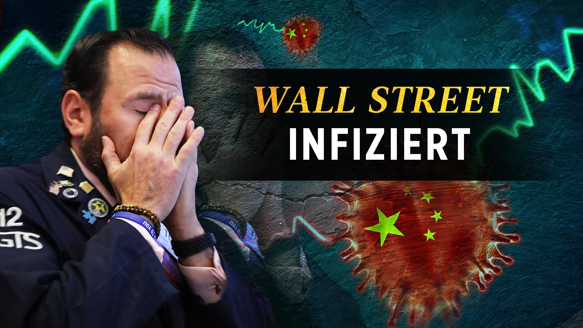 """Exklusiv-Dokumentarfilm: """"Wall Street INFIZIERT"""" – JP Morgan, die KP-China und der Geldfluss"""