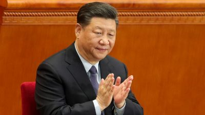 """China drückt Sicherheitsgesetz für Hongkong durch – Schluss mit """"ein Land zwei Systeme"""""""