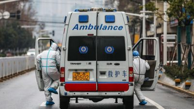Undank in Wuhan: Keine Hilfe für Krankenschwester im Koma – Arbeiten bis zum Umfallen