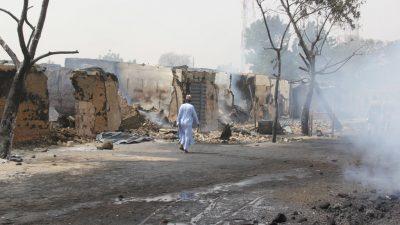 Nigeria: Dschihadisten töten laut Augenzeugen dutzende Dorfbewohner