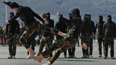 Antifa in YPG/PKK-Camps: Syrien als Trainingszentrum für neue Welle des Linksterrorismus?