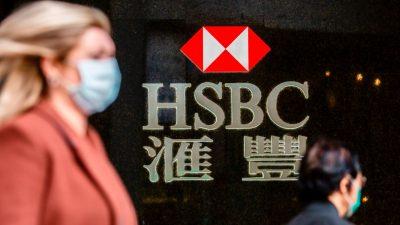 Das Dilemma der Großbank HSBC ist eine Warnung für multinationale Unternehmen