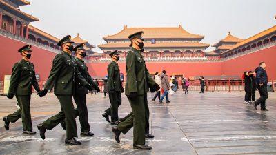 """Internes Dokument belegt: Chinas """"Gestapo"""" freut sich über unbestreitbare Macht bei der Verfolgung religiöser Gruppen"""