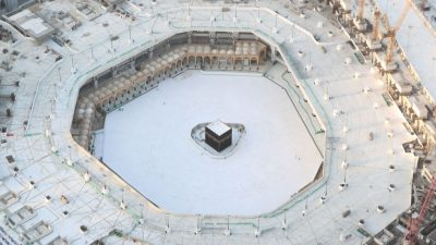 Saudi-Arabien: Moscheen in Mekka ab Sonntag wieder offen