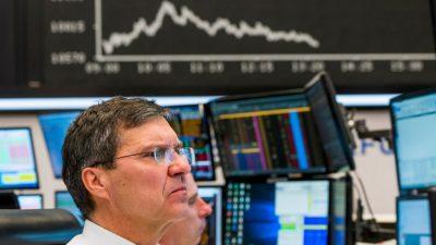 Tickende Zeitbombe an den Aktienmärkten durch Kleinanleger und Neo-Broker
