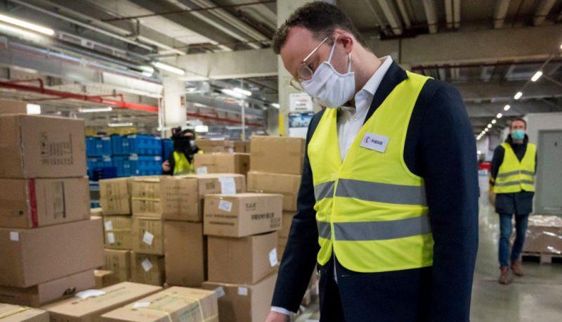Bundesgesundheitsministerium lieferte mangelhafte Masken an Pflegeheime