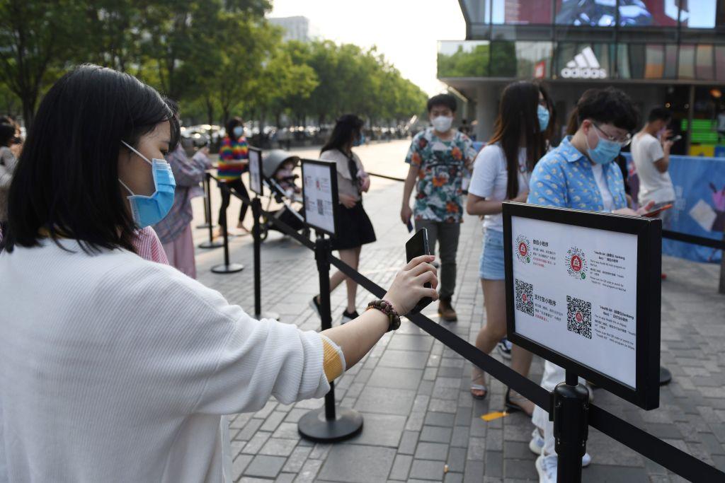 Chinas Corona-Tracking-App: Interne Dokumente belegen Kontrolle und Überwachung