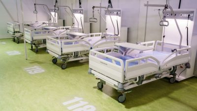 47 Todesfälle am Potsdamer Bergmann-Klinikum: Staatsanwaltschaft ermittelt wegen fahrlässiger Tötung