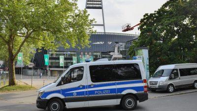Mann in Bremen von Polizei erschossen
