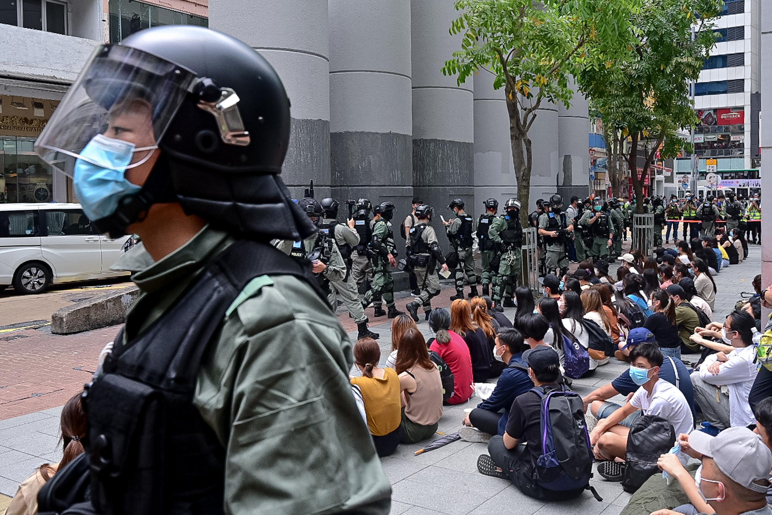 Honkonger-Regierung will britische BNO-Pässe nicht mehr anerkennen