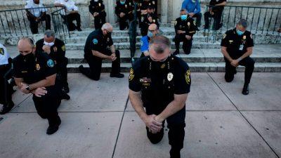Minneapolis: George Floyd laut offizieller Autopsie durch Polizeieinsatz gestorben
