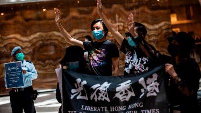 Sicherheitsgesetz Hongkong: Unternehmen sind besorgt und überprüfen Verlegung ihrer Standorte