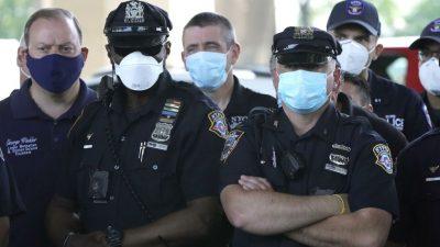 """""""New York Post"""": Das NYPD hat Tausende schwarze Leben gerettet – ihr Budget zu kürzen wäre """"Wahnsinn"""""""