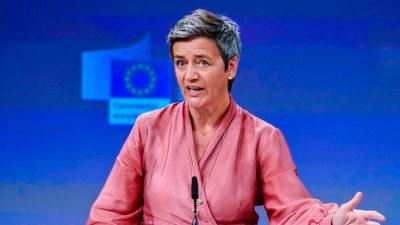 EU genehmigt Zuschüsse für deutsche Unternehmen in Not bis zu vier Millionen Euro