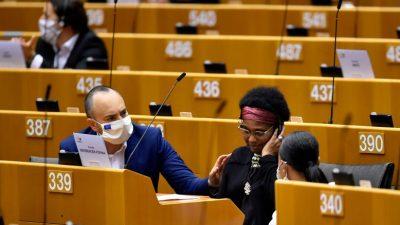 Renitent in Brüssel? Polizei wehrt sich gegen Rassismus-Vorwürfe deutscher Grünen-Abgeordneter