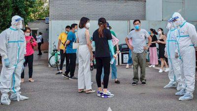 Medizinisches Personal aus ganz China nach Peking geschickt – Ausbruch viel schlimmer als zugegeben