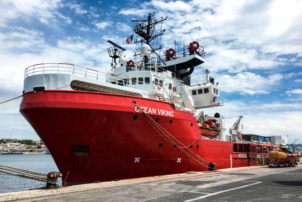Gasim: Abgestimmte Abfahrten aus Libyen bei anwesenden NGO-Schiffen