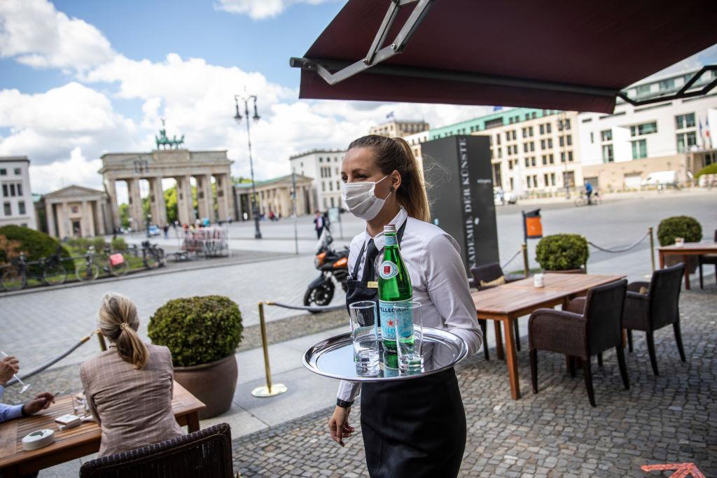 Berlin öffnet im Juni Gastronomie und Hotellerie
