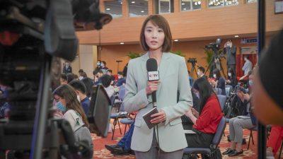 """""""Propagandaeinrichtungen"""": USA schränken Arbeitsmöglichkeiten der wichtigsten Sprachrohre Chinas ein"""