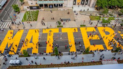 """""""Black Lives Matter"""" setzte den Vorwurf des systemischen Rassismus in die Welt"""