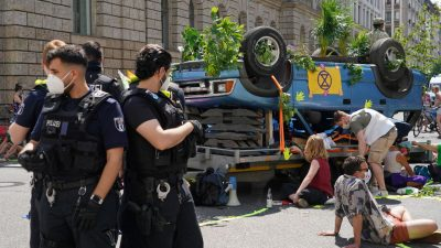 """Focus"": Berliner Antidiskriminierungsgesetz ist selbst diskriminierend – gegen Polizisten"