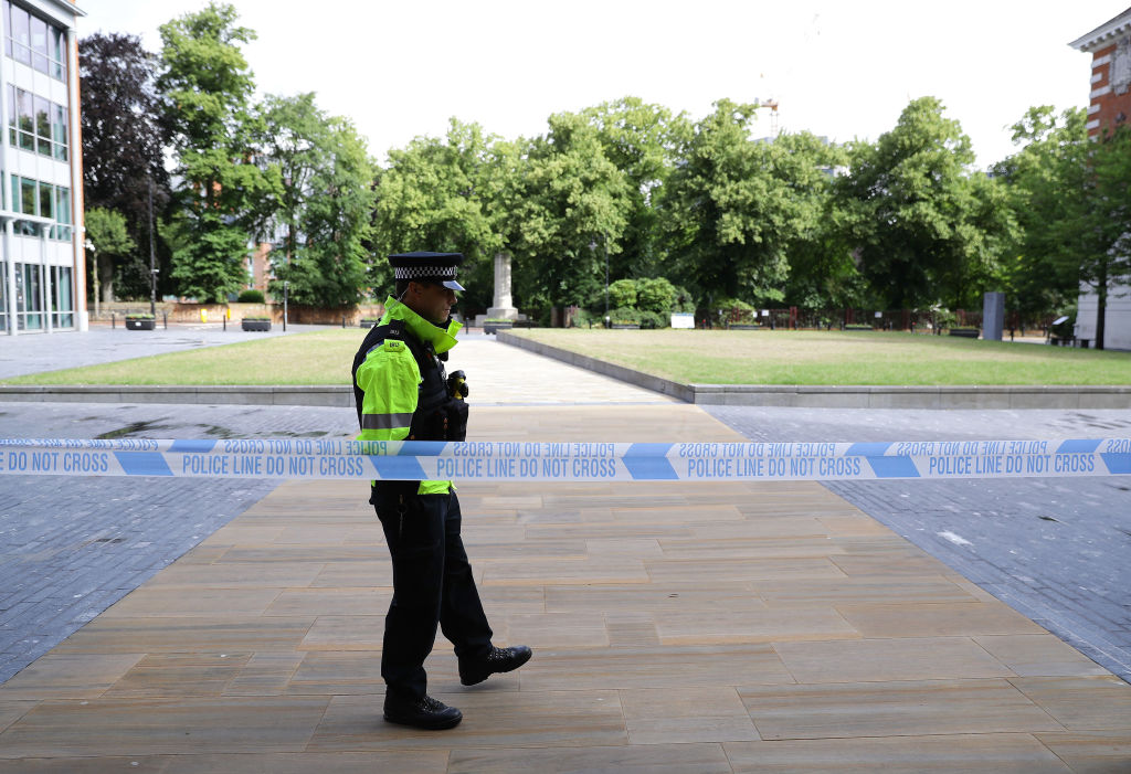 """Drei Tote: Britische Polizei stuft Messerangriff in Reading als """"terroristisch"""" ein"""