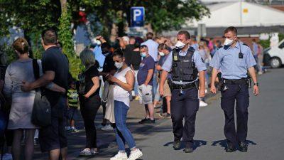 Deutschland: Corona-Statistik entspannt sich weiter – innerhalb von 24 Stunden 277 Neuinfektionen