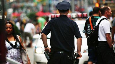 """""""Black Lives Matter""""-Proteste USA: Bewegendes Statement von afroamerikanischem Polizist aus Ohio"""