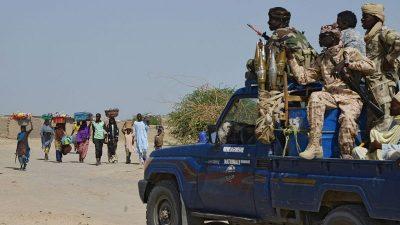 Nigeria: Dschihadisten töten mehr als 80 Dorfbewohner