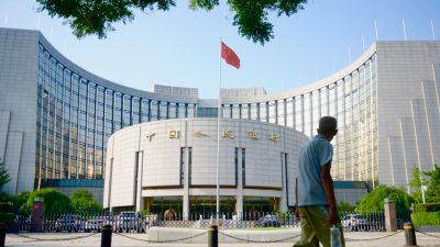 """""""Dem Parteistaat geht das Geld aus"""": China führt neues Banksystem mit totaler Kontrolle aller Transaktionen ein"""