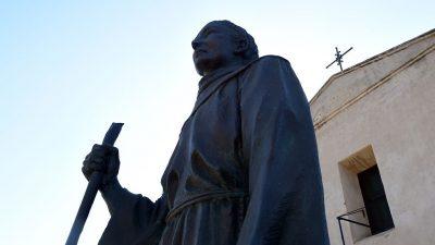 Kalifornien: Randalierer reißen Statuen von Verfasser der amerikanischen Nationalhymne nieder