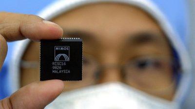 USA wollen per Gesetz Anreize als Standort für Chip-Hersteller schaffen