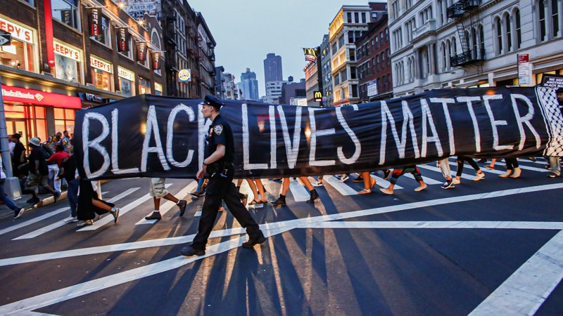 """US-Journalist warnt: """"Black Lives Matter"""" ist eine radikale marxistische Bewegung"""
