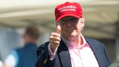 """Es herrscht ein """"Kampf biblischen Ausmaßes"""": Erzbischof sichert Trump in Offenem Brief Unterstützung zu"""