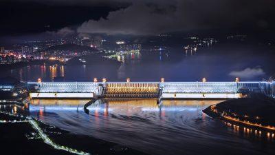 """Droht dem größten Staudamm der Welt die Katastrophe? – Experte rät Chinesen: """"Haut ab!"""""""