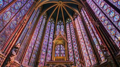 Gedichte sind gemalte Fensterscheiben! – Von Johann Wolfgang von Goethe