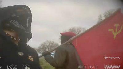 """Undercover-Video zeigt Brutalität der Antifa: """"Stecht ihnen die Augen aus – der Feind muss zerstört werden"""""""