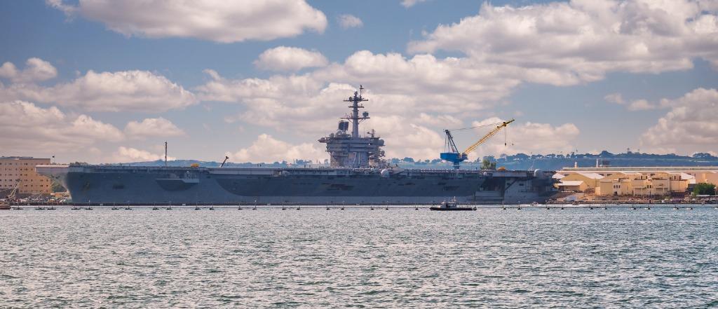 US-Flugzeugträger zu Manöver in Südchinesischem Meer