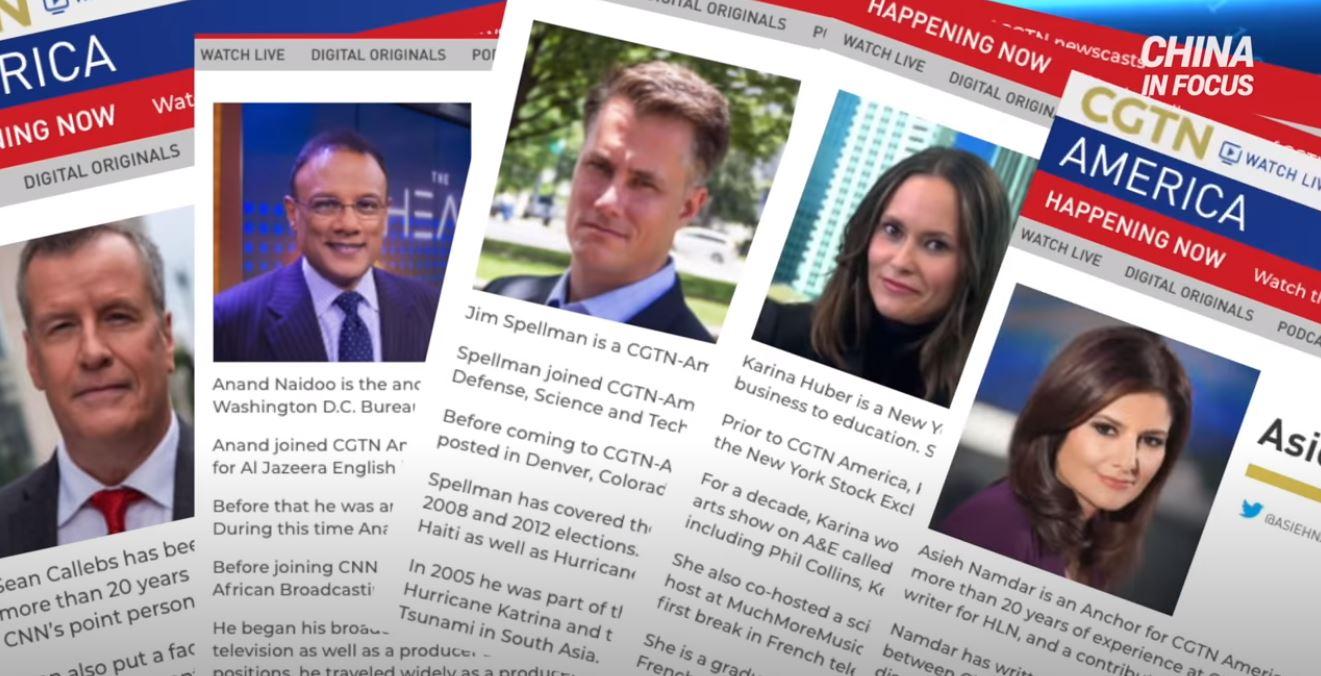 Ehemalige CNN-Reporter als KP-Flüsterer bei CGTN – Von Chinas Propagandaabteilung kontrolliert